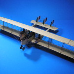 Caproni Ca 3 - Der Kampfflieger