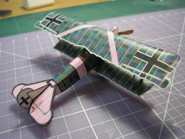Fokker DVII (Rudolph Stark) - Fiddlers Green