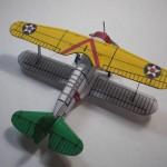 Curtiss SBC-4 Helldiver - Der Kampfflieger