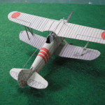 Kawazaki Ki-10II - Oddball Design