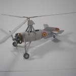 Cierva C30 - Der Kampfflieger
