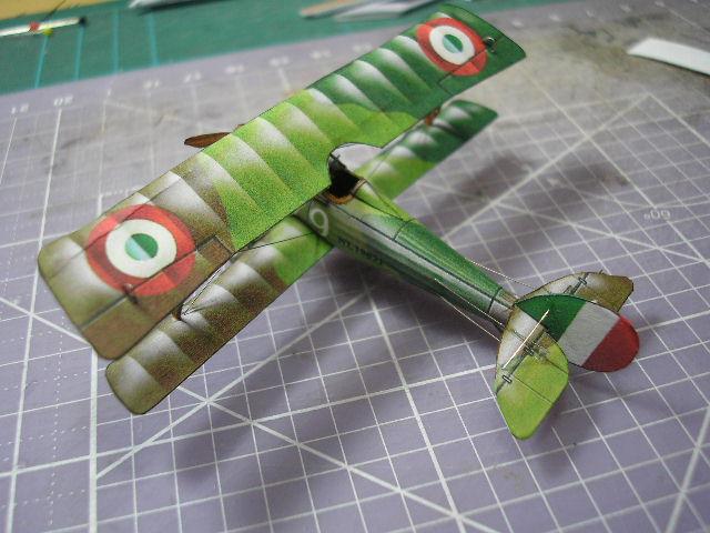 Nieuport 24C1 - Prudenziatti