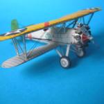 Boeing F3B1 - Der Kamppflieger