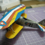 Curtiss Hawk II - Der Kampfflieger