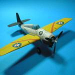 Grumman F4F3 Wildcat (VF-7) - Thaipaperwork/Pericles Studio