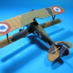 Nieuport 24C1 (Willian Herrison) - Der Kampfflieger