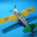 Grumman F4F3 (VF-41) - Thaipaperwork/Péricles Studio