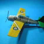 Grumman F4F3 Wildcat (VF-41) - Thaipaperwork/Pericles Studio
