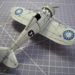 Boeing Model 281 - Marek/Péricles Studio Repaint