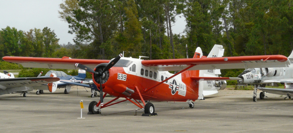 De_Havilland_Canada_DHC-3_Otter,_Naval_Aviation_Museum,_Pensacola,_Florida